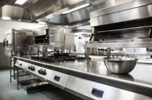 commercial kitchen restaurant equipment cleaning