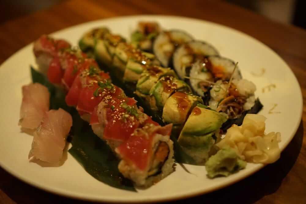 denver colorado sushi restaurant